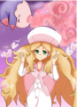 Fluffy, beautiful, hair~