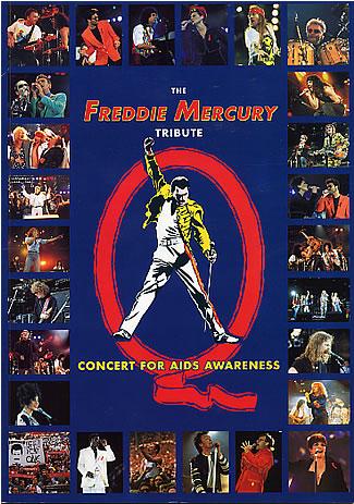 Freddie Mercury tribute সঙ্গীতানুষ্ঠান poster