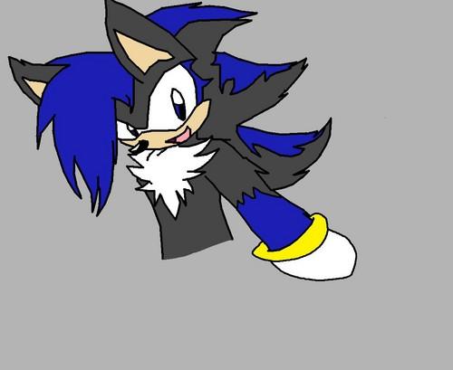 Freeze the hedgehog for Lunehedgie ^_^