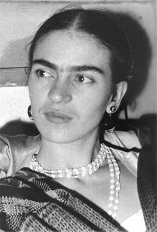 Frida Kahlo de Rivera (July 6, 1907 – July 13, 1954