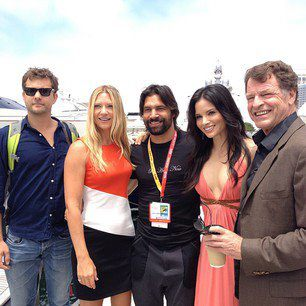 Fringe cast Comic Con 2012