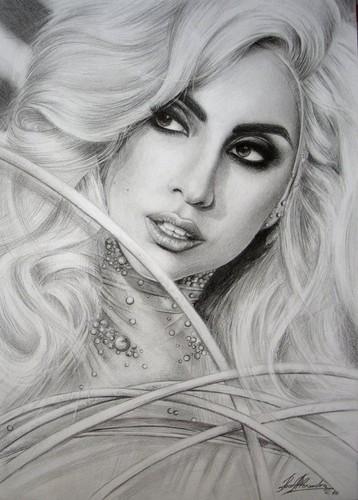 GaGa drawing...