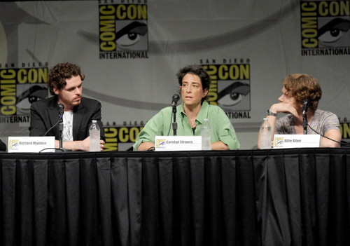 Game of Thrones Cast @ Comic-Con 2012