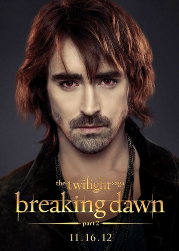 Garrett - Denali - Breaking Dawn part 2
