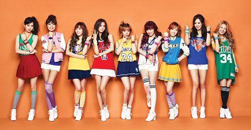 "Girls' Generation for ""Baby-G"" Casio Watches"