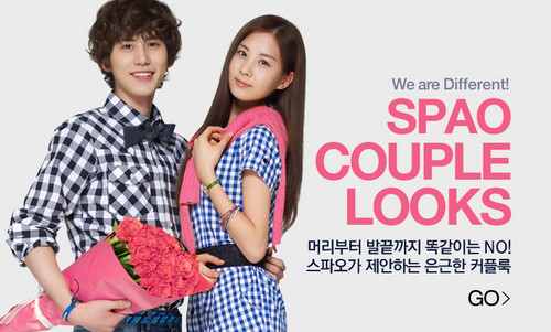 Girls' Generation for SPAO