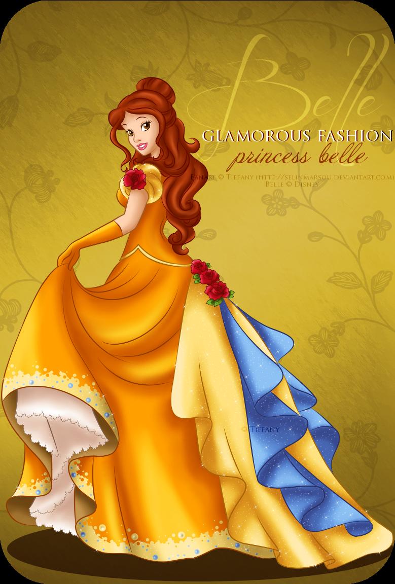 Glamorous Fashion - Belle