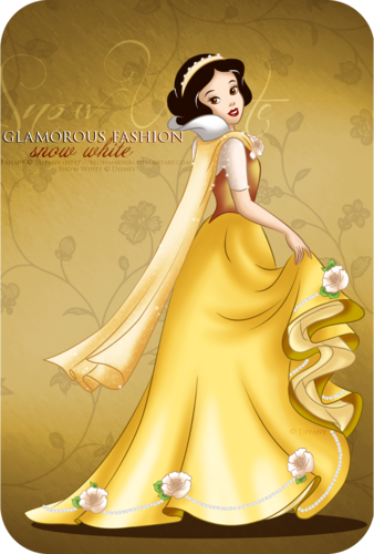 Glamorous Fashion - Snow White