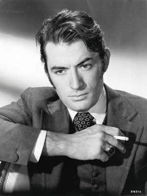Gregory Peck Обои with a business suit and a suit entitled Gregory Peck