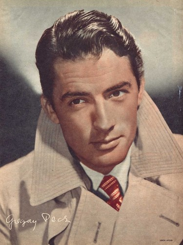 Gregory Peck 바탕화면 possibly with a business suit and a well dressed person titled Gregory Peck
