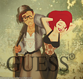 Guess Models - jim-and-ariel photo