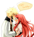 Happy birthday, Kushina!