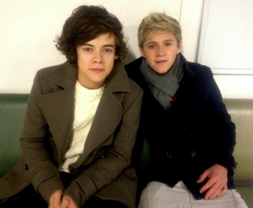 Harry ♥ Niall