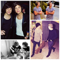 Harry Styles and his TWIN Edward Styles. <3 so hot