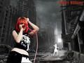 Hayley Williams - PARAMORE - hayley-williams wallpaper