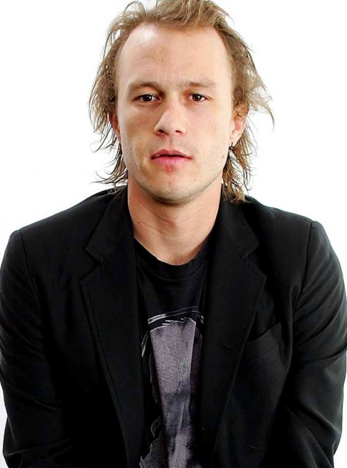 heath ledger джокер