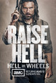 Hell on Wheels-Season 2- Poster
