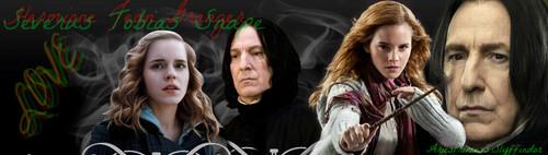 HermioneJeanGrangerxSeverusTobiasSnape=Love