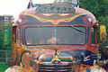 Hippie bus - hippies photo