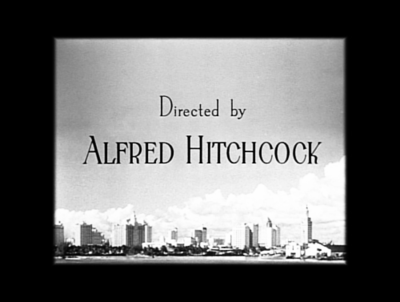 Hitchcock cine
