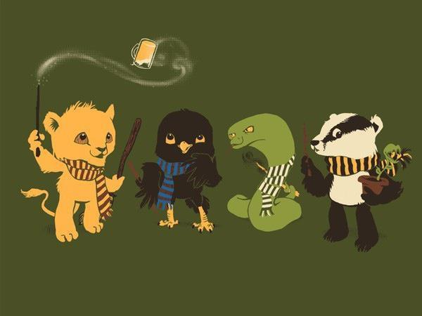 Harry Potter Images Hogwartss Houses Wallpaper And Background