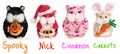 Holidays Mazin hamsters - webkinz photo