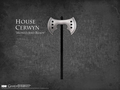 House Cerwyn - game-of-thrones wallpaper