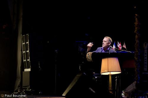 Hugh Laurie - Théâtre Antique - Jazz à Vienne 12.07.2012
