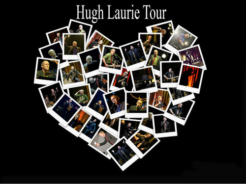 Hugh Laurie Tour