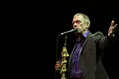"Hugh Laurie concert at the ""North Sea Jazz Festival"" - Rotterdam 07.07.2012"