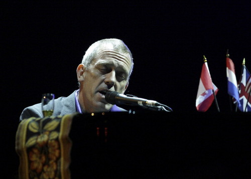 "Hugh Laurie tamasha at the ""North Sea Jazz Festival"" - Rotterdam 07.07.2012"