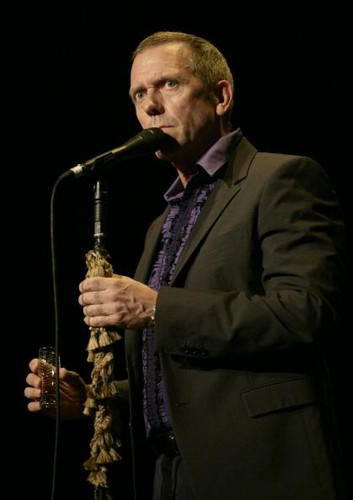 "Hugh Laurie konsert at the ""North Sea Jazz Festival"" - Rotterdam..07.07.2012"