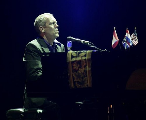 "Hugh Laurie tamasha at the ""North Sea Jazz Festival"" - Rotterdam..07.07.2012"