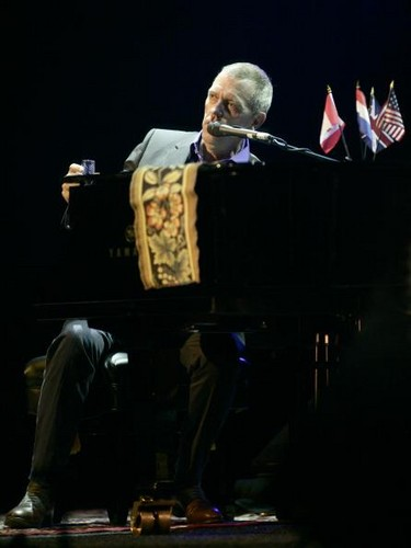 "Hugh Laurie concerto at the ""North Sea Jazz Festival"" - Rotterdam..07.07.2012"