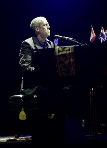 "Hugh Laurie konser at the ""North Sea Jazz Festival"" - Rotterdam..07.07.2012"