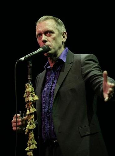 "Hugh Laurie tamasha at the ""North Sea Jazz Festival"" - Rotterdam..07.07.2012"