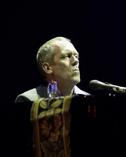 "Hugh Laurie コンサート at the ""North Sea Jazz Festival"" - Rotterdam..07.07.2012"