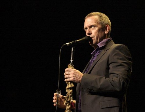 "Hugh Laurie concierto at the ""North Sea Jazz Festival"" - Rotterdam..07.07.2012"