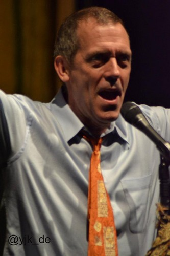 Hugh Laurie in RuhrCongress Bochum 17.07.2012