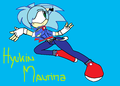 Hyukin Maurina = Sofie= Sonic the hedgehog do not copy - sonic-fan-characters-recolors-are-allowed photo