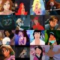 ICHB as Disney Characters