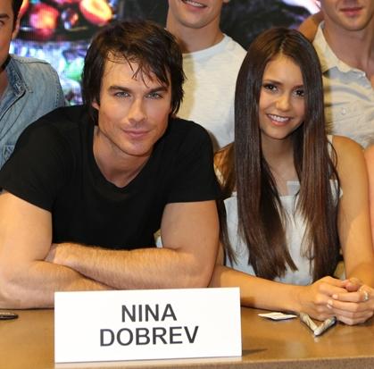 Ian/Nina ღ