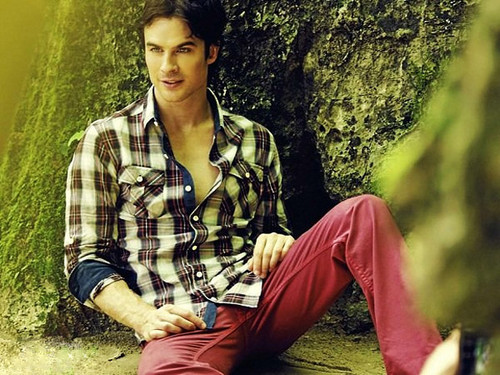 Ian Somerhalder Models For Penshoppe Clothing