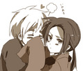 IggyChu~ - hetalia-couples photo