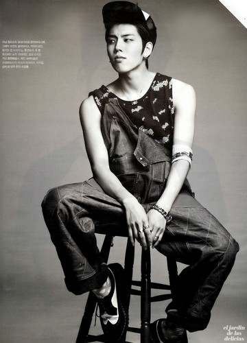 Infinite for 1st Look Magazine