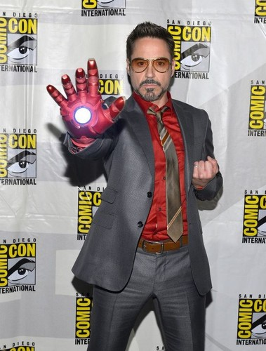 Iron Man 3 at San Diego Comic-Con