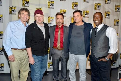 Iron Man 3 at San Diego Comic-Con