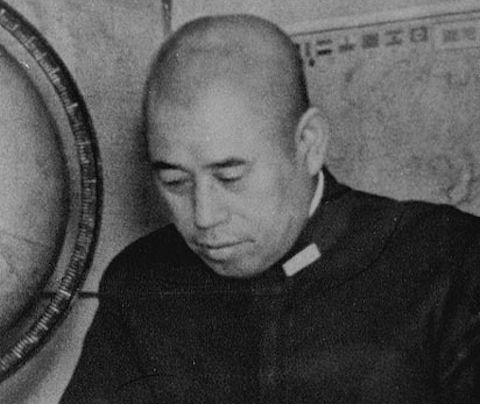 Isoroku Yamamoto ( 24 April 1884 – 18 April 1943)
