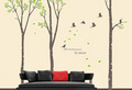 It's a World Inspired By Nature Tree Wall Sticker