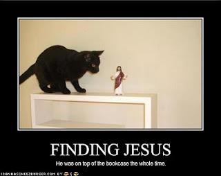 Jésus FOUND!